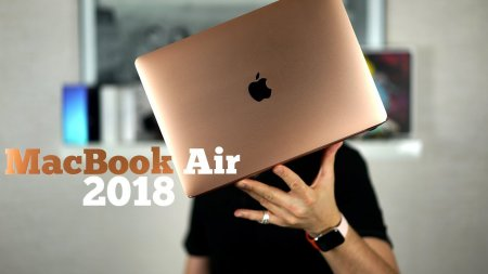 Что по-старому в новом Macbook Air 2018  - «Телефоны»